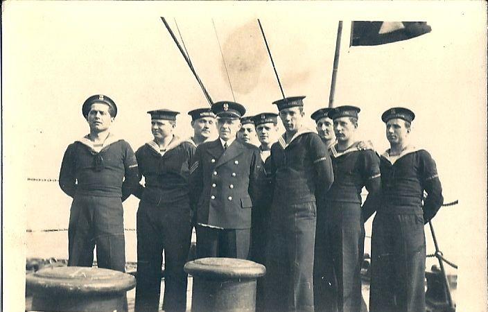 Artur Nowaczyk, second from right.