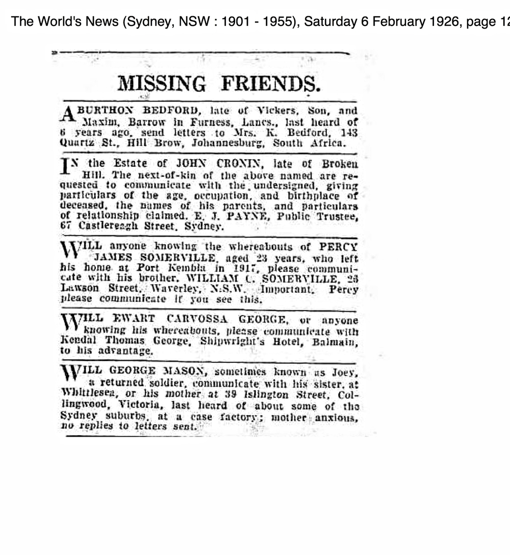 Missing Friends Kendall George 1926 jpg.jpg