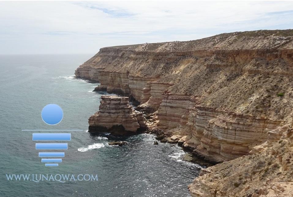 'Island Rock, Natural Bridge' - MM-007
