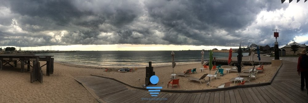 'A Storm Brewing' - FRE-004 - PANO
