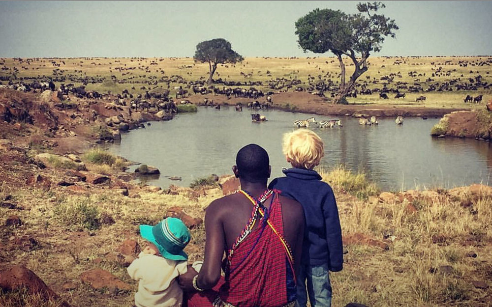 Family Safaris   No better holiday...