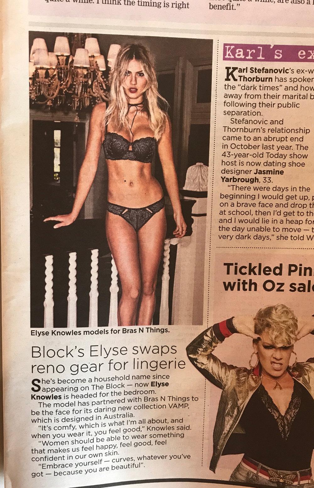 Elyse Knowles - The West Australian 24.10.2017.jpeg