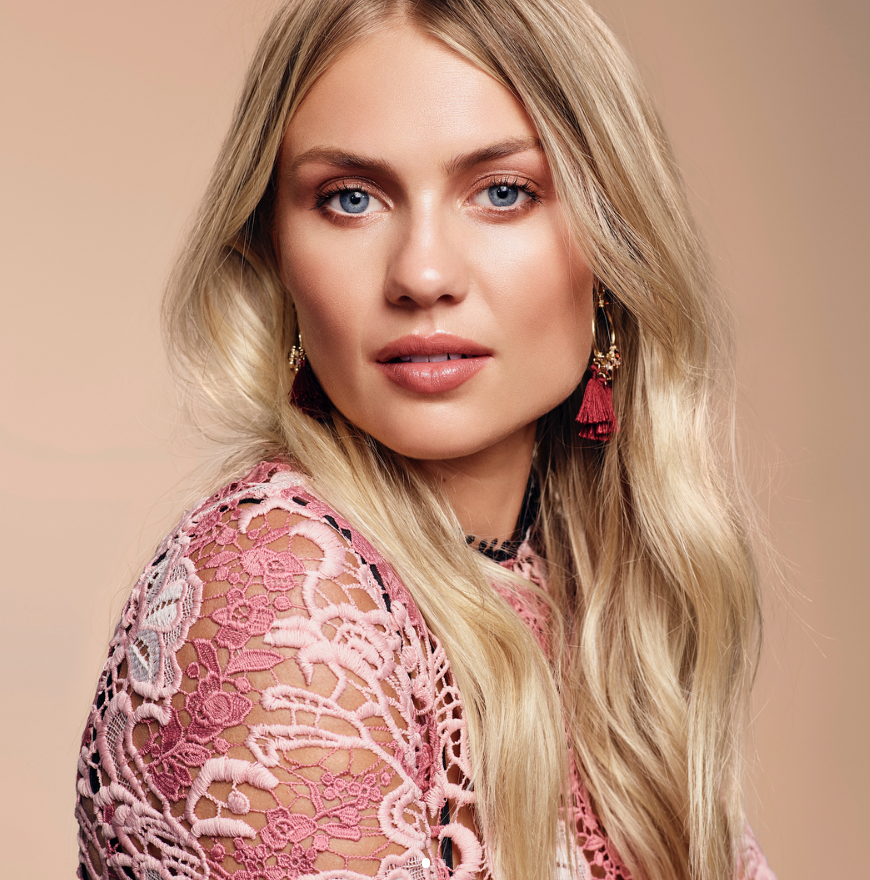 Elyse Knowles - Myer Beauty 2018