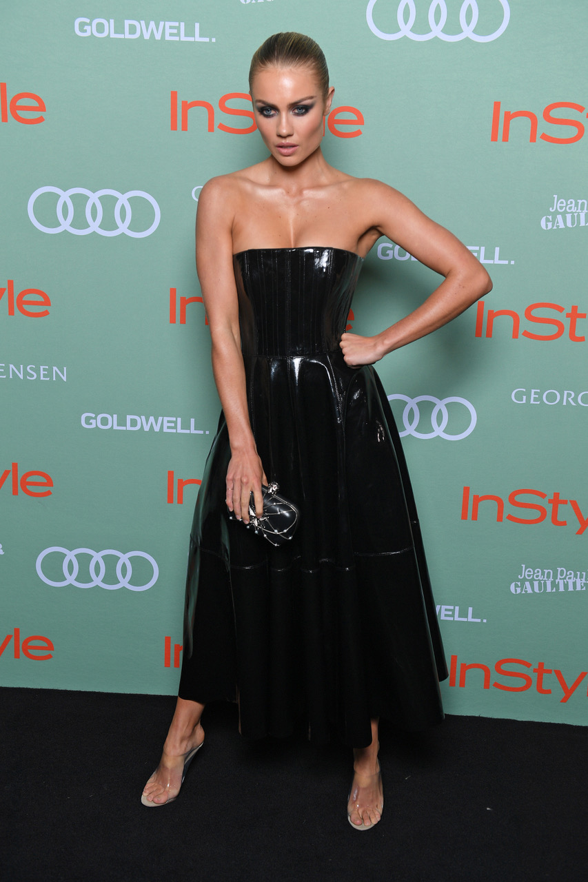Elyse Knowles - InStyle Awards 2018 1.JPG