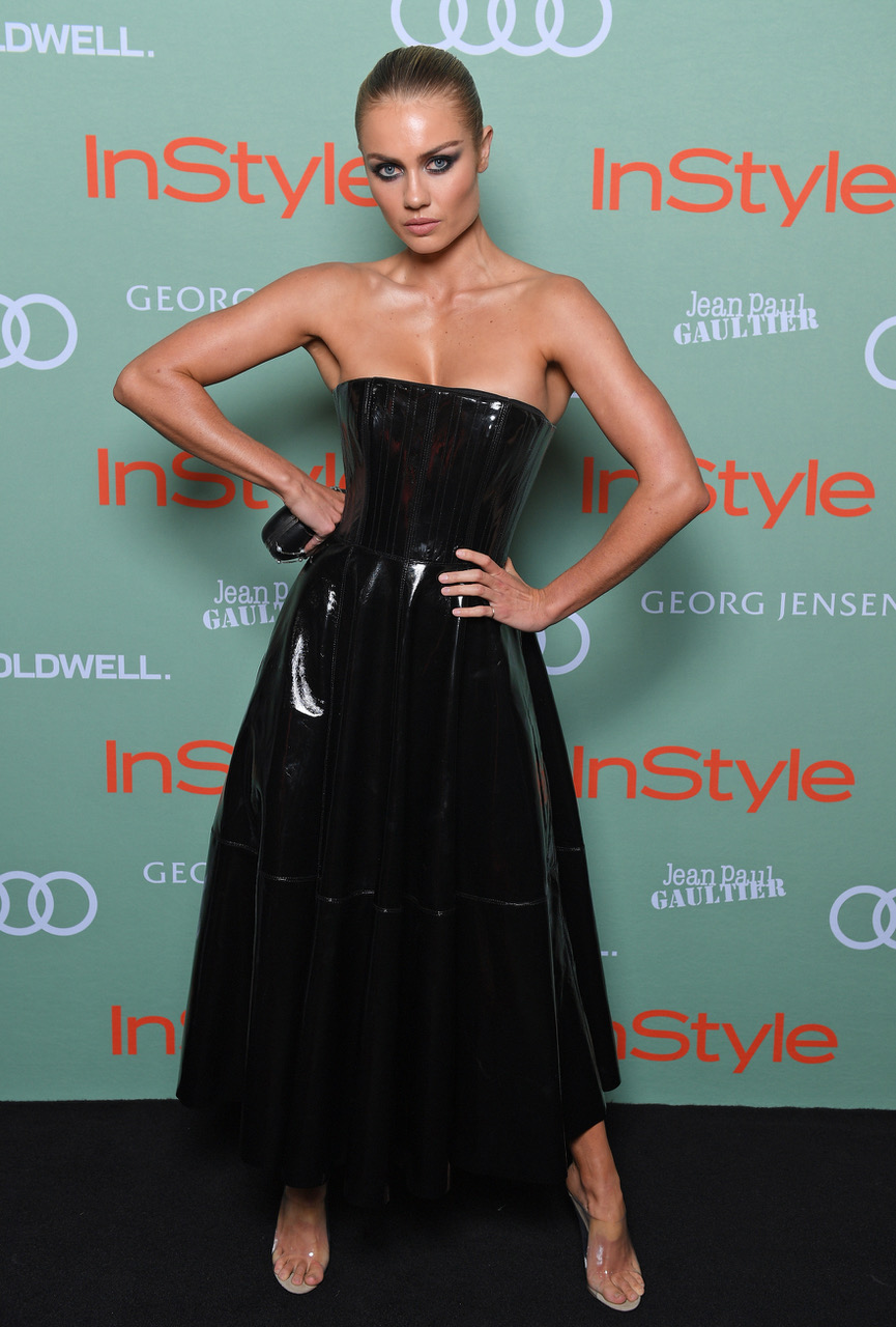Elyse Knowles - InStyle Awards 2018 2.JPG