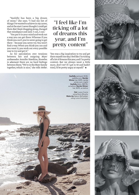 Elyse Knowles Stellar Magazine August 2018 2