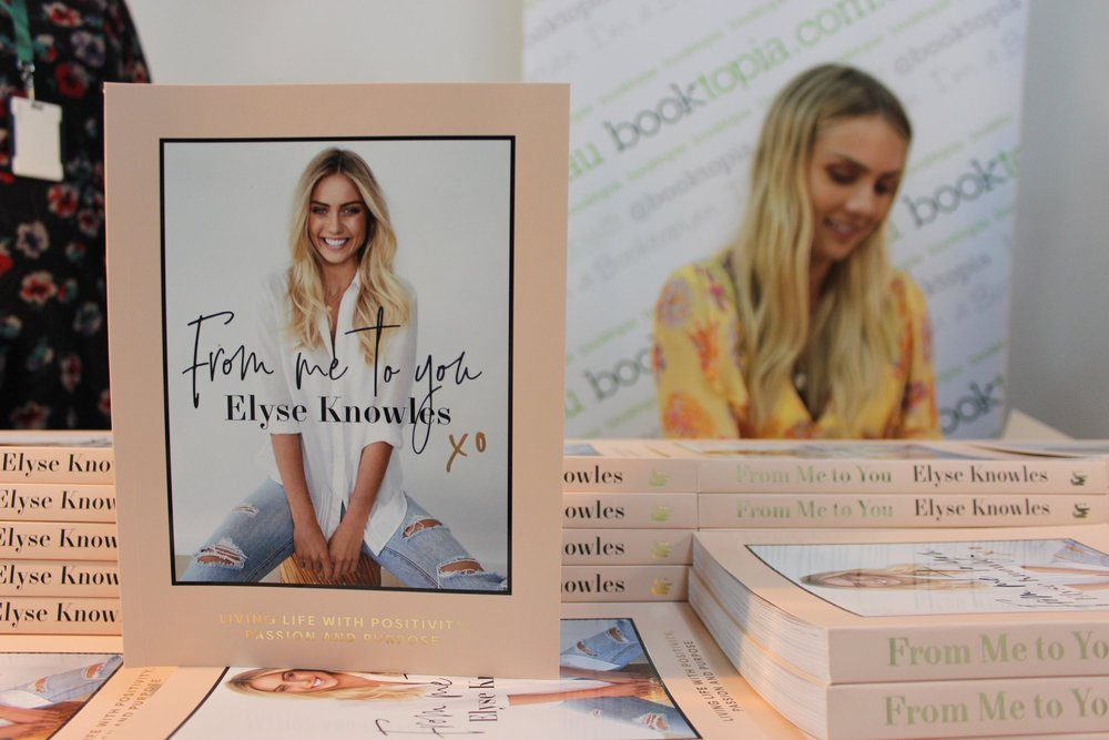 ELYSE KNOWLES From Me To You - BOOKTOPIA 1.JPG