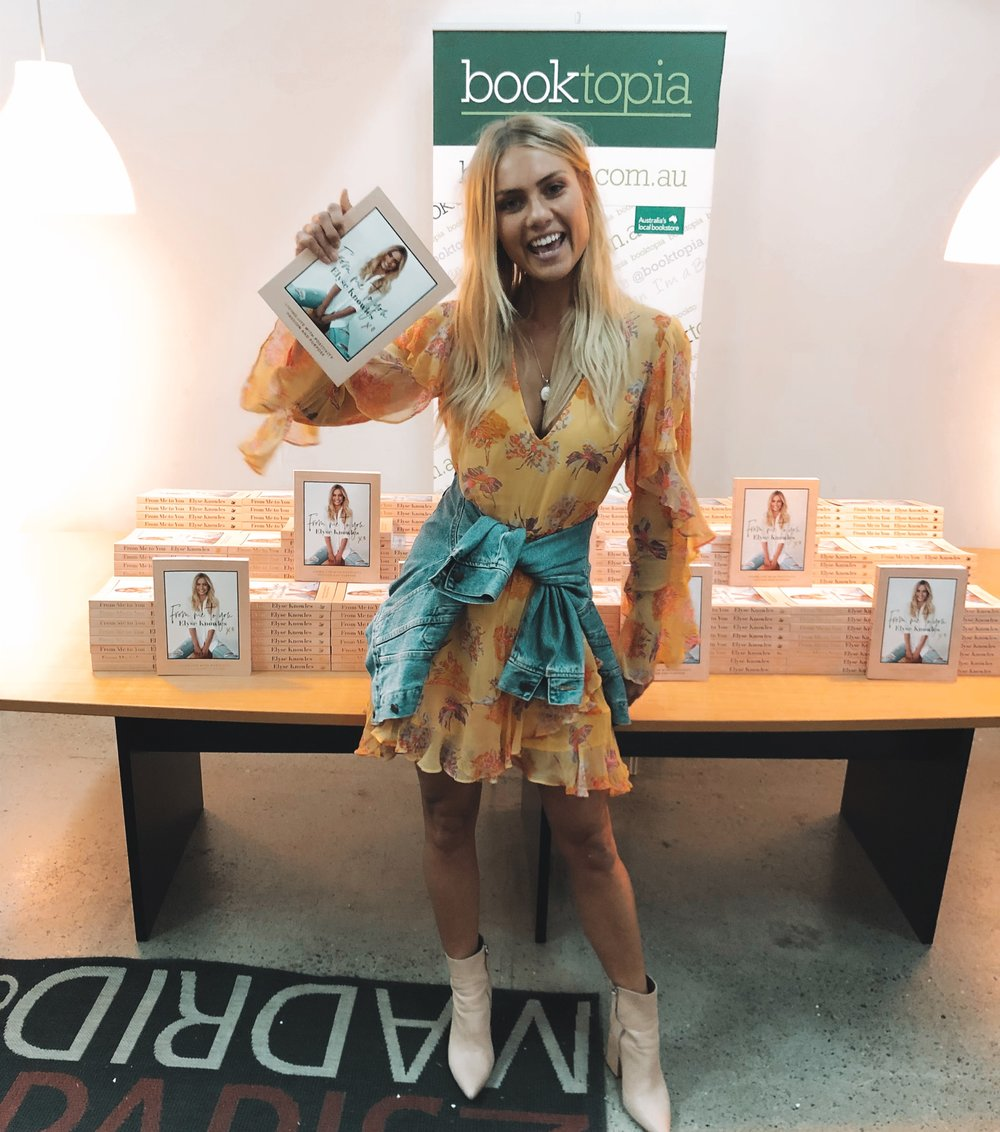ELYSE KNOWLES From Me To You - BOOKTOPIA 0.JPG