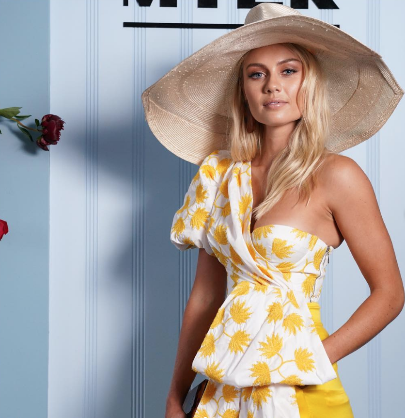 Elyse Knowles Melbourne Cup Day 2018