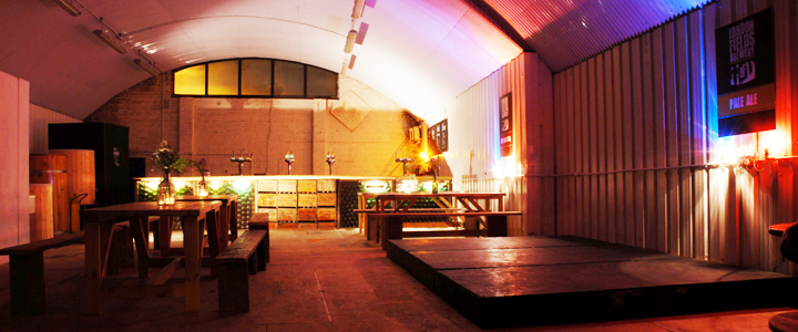 LONDON FIELDS BREWERY  -