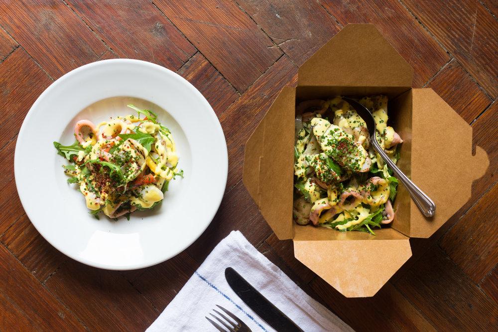 Goose - salad of confit squid.jpg