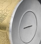 24k Cremains Cylinder