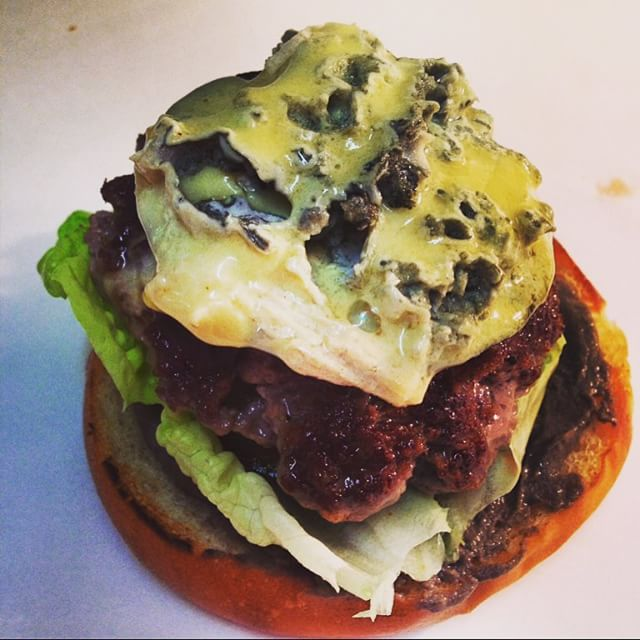 2Days to go ! 2 Special burgers on offer, the first one for Today is the Hodor ! #2daystogo #bmbonthemoooove