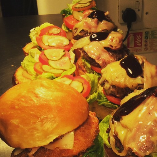 Last chance to come down for a burger! Last day open, don't miss out! #lastchance #nodaysleft #tasty #bmbonthemoooove