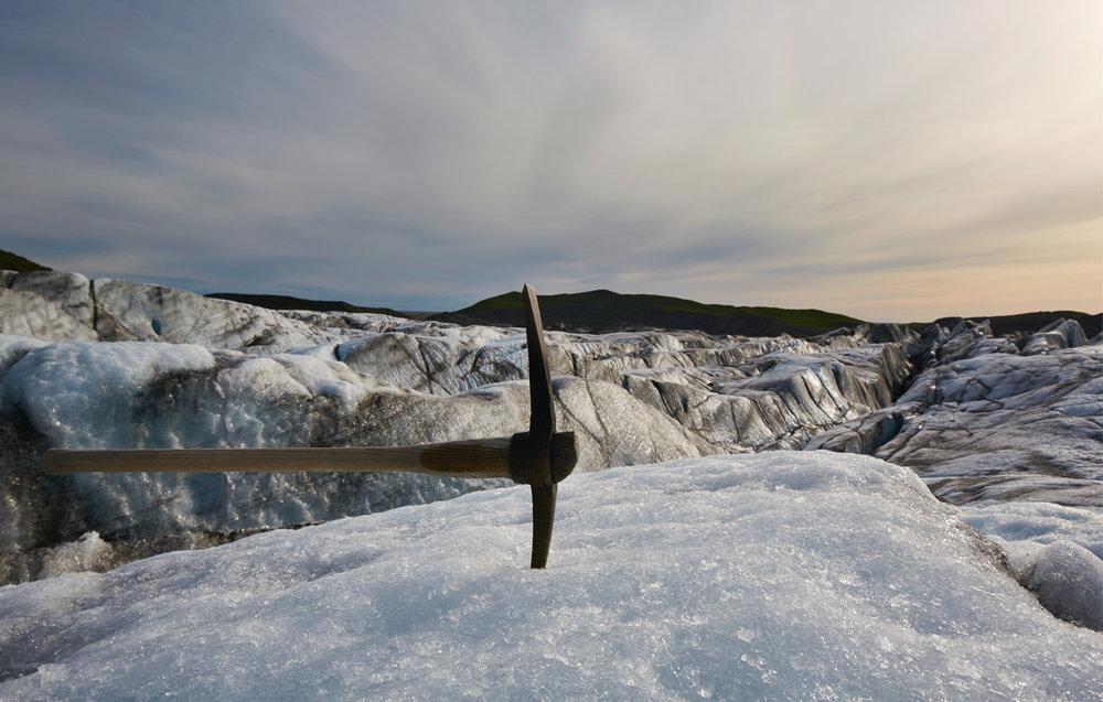Glacier Walk