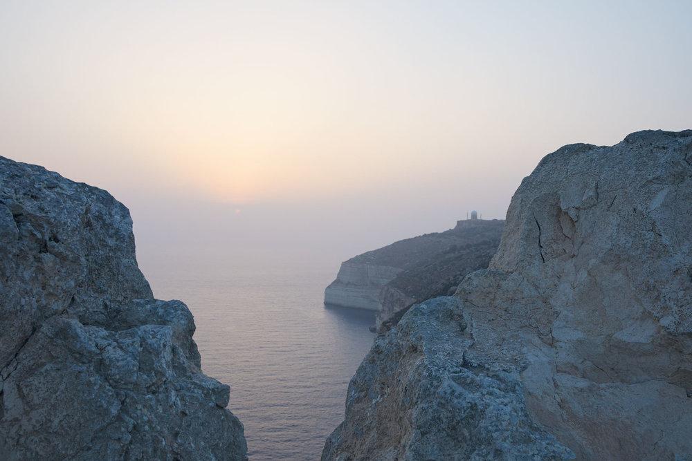 Hiking Malta
