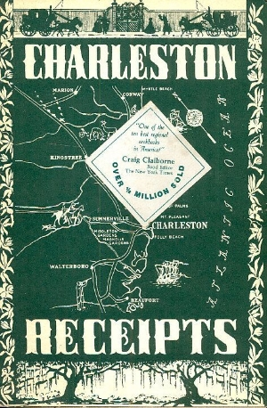 Cookbooks- Charleston Receipts