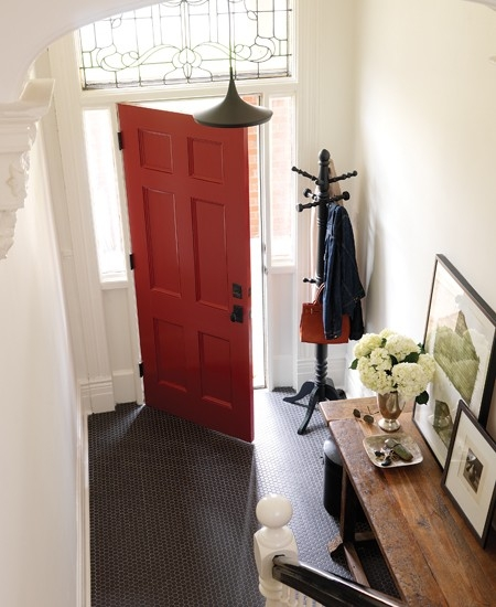 How to choose a colour for your front door