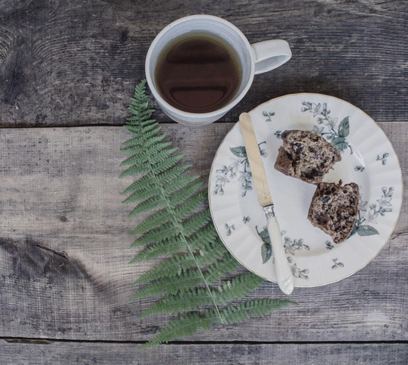 Vegan coffee date muffins. Umm....coffee....yes please!
