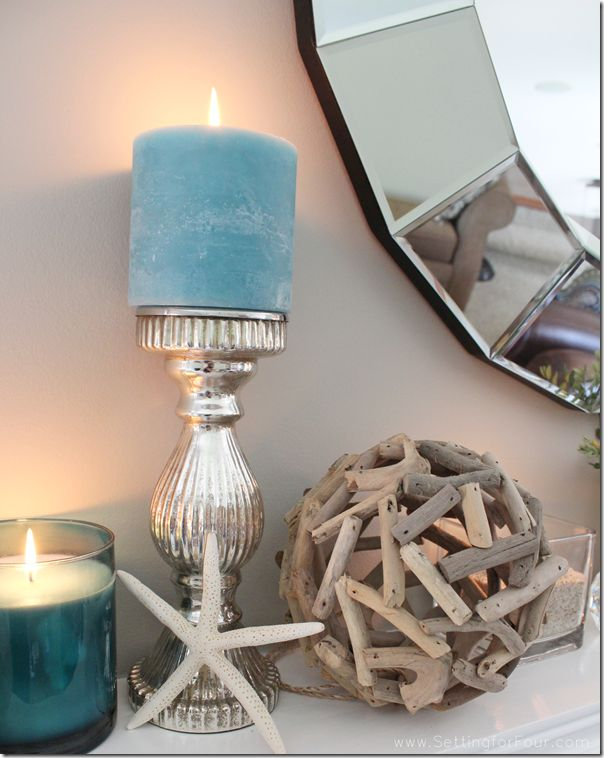 driftwood ball diy