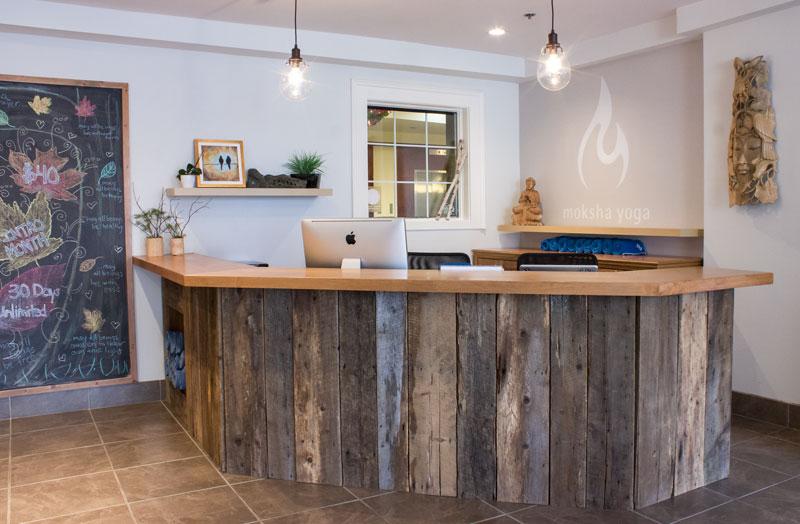 Yoga Studio Refresh—Refreshed Designs