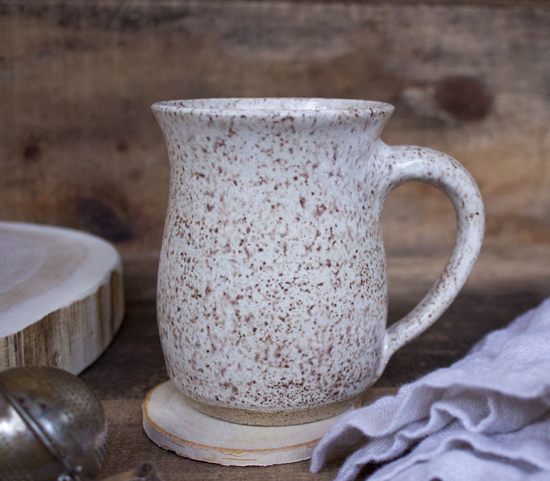 Riverware Pottery mug - sustainable gift guide