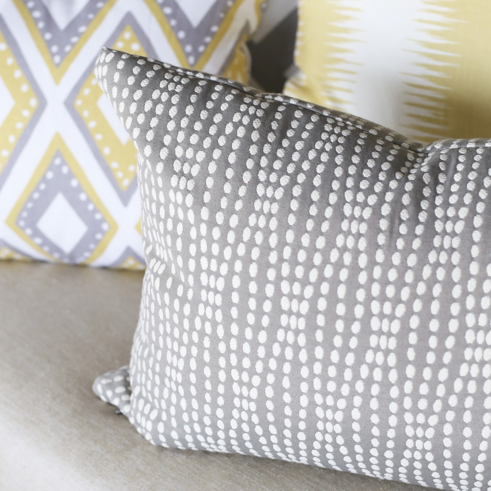 Tonic Living handmade pillows
