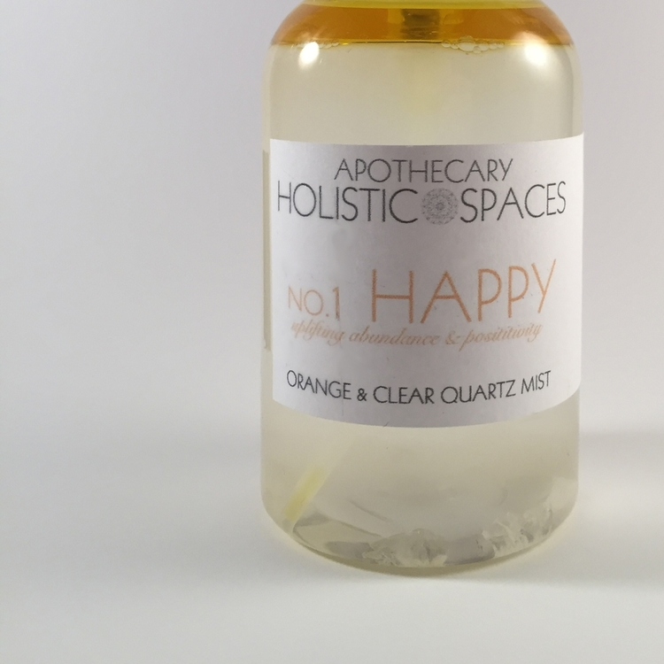 Happy room mist - sustainable healthy gift guide