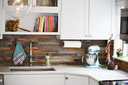 Eco Friendly Kitchen Backsplash Options That Won T Cost A