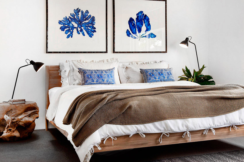 how to create a stylish bed