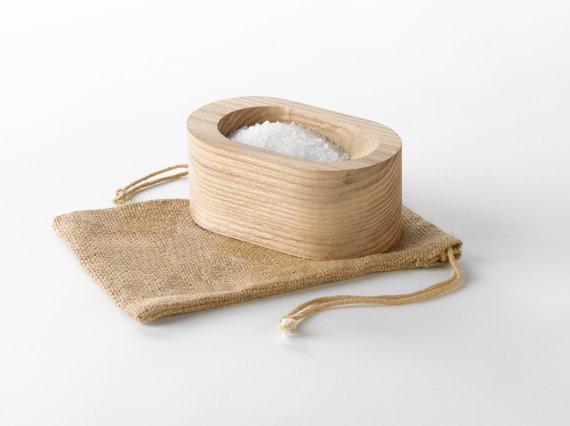 grain salt cellar