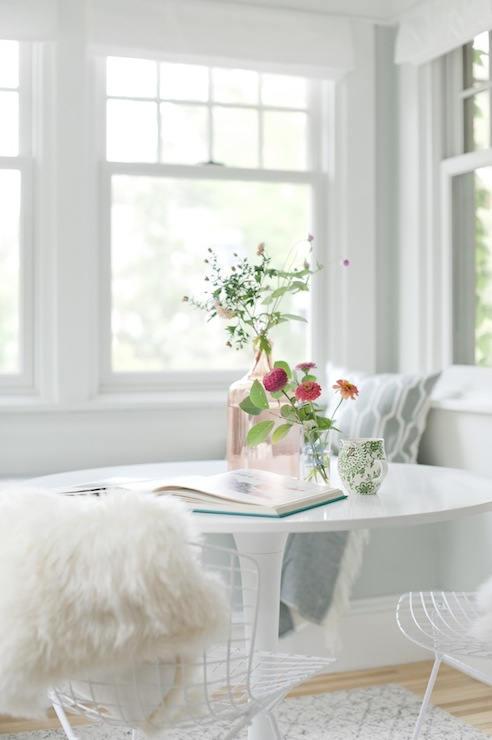 how to make your home light and bright with white paint