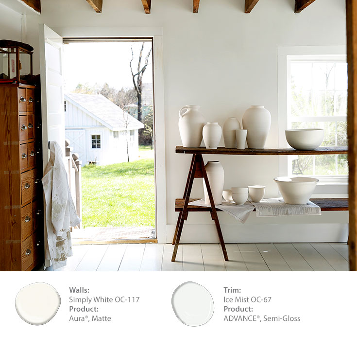 How To Choose The Right Off White Paint: How To Choose The Right White Paint —Refreshed Designs