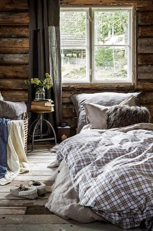 how to create a guest bedroom at the cabin