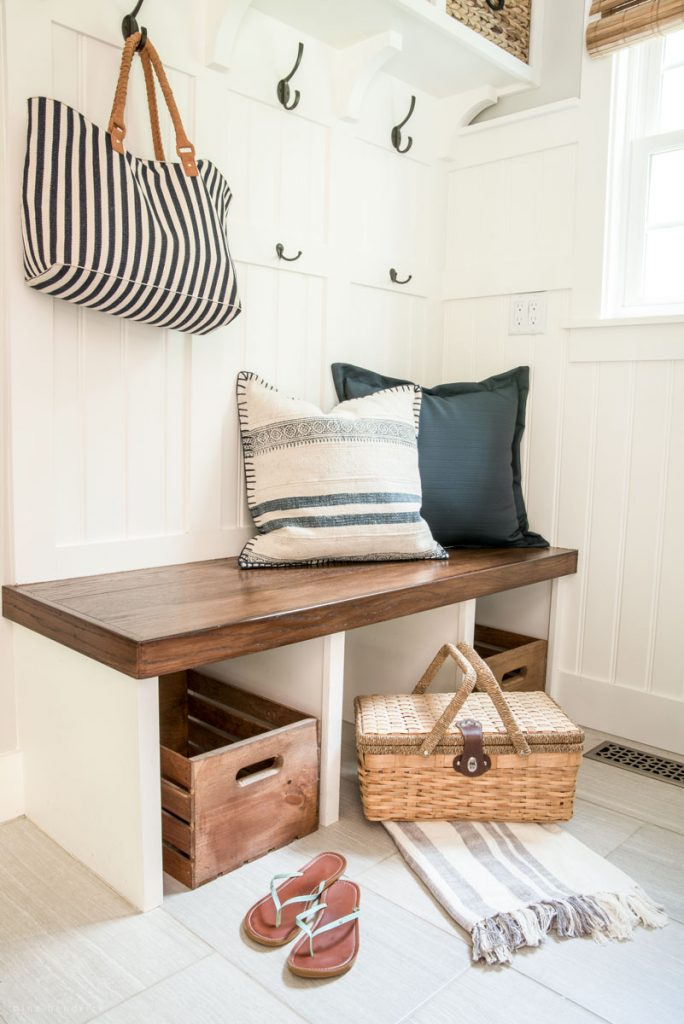 top summer mudroom tricks