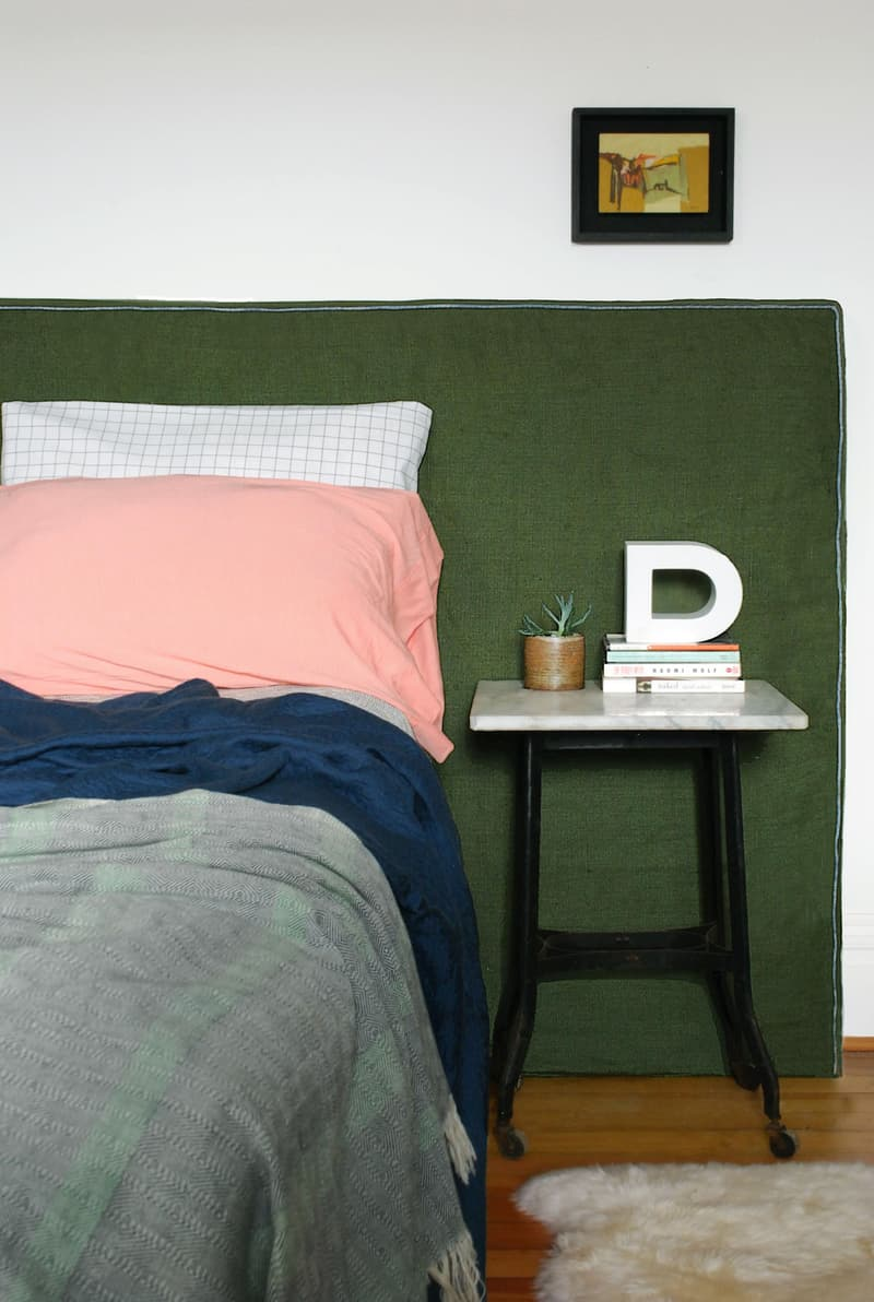 large padded headboard DIY - the ultimate guide to DIY headboards