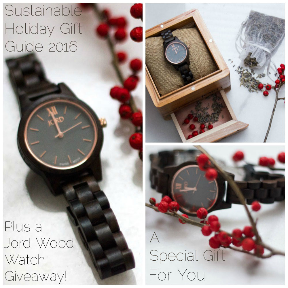 Jord Watch for Her 2016 - Frankie 35 Dark Sandalwood