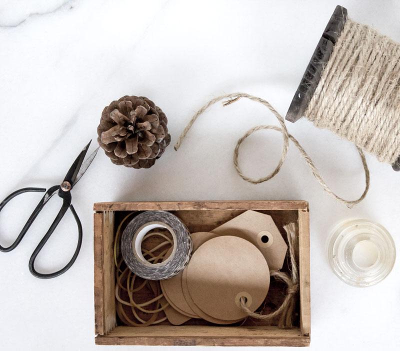 eco-friendly DIY gift wrap ideas