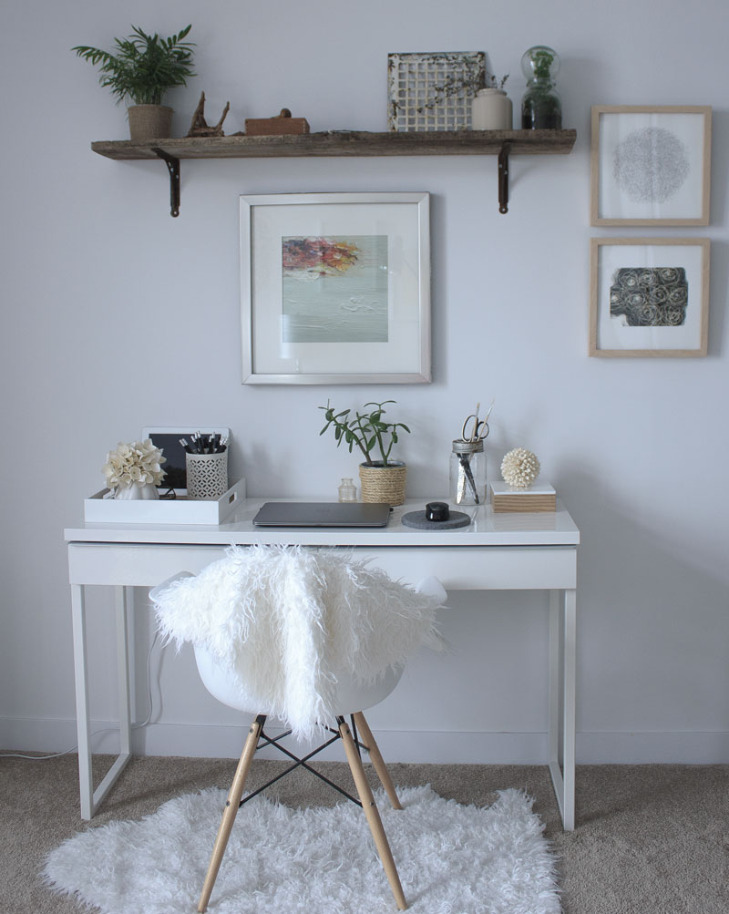 how to embrace hygge and create a happy home - use natural and warm textiles and materials