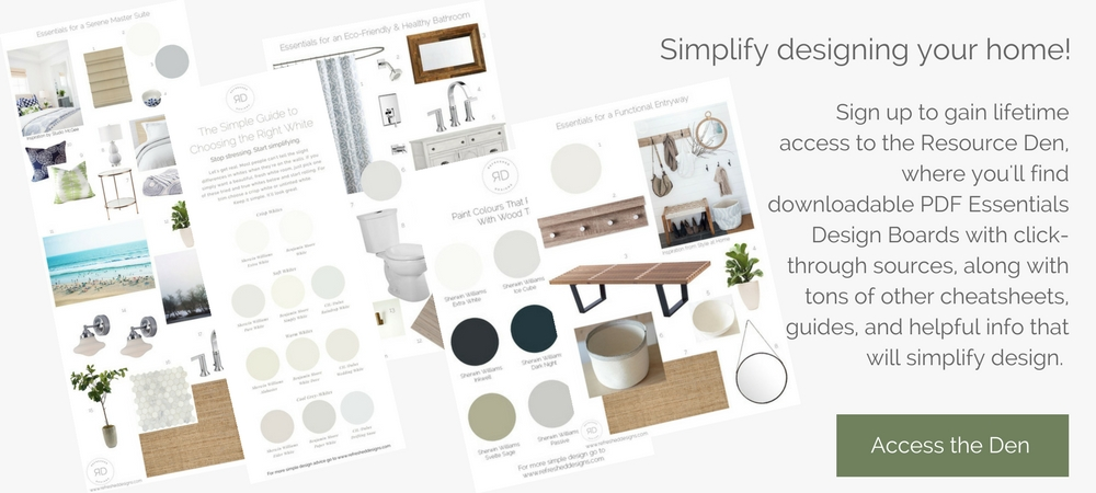 free room design boards with sources