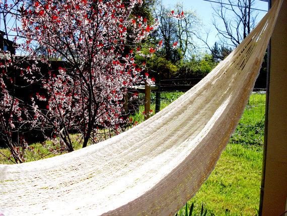 fair trade handmade hammock