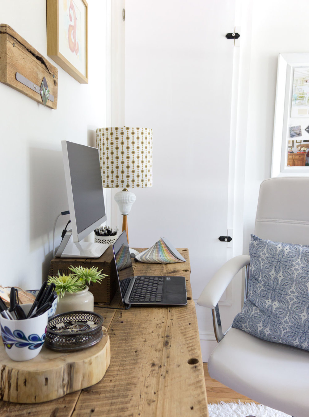 How to design a functional, calm and productive workspace
