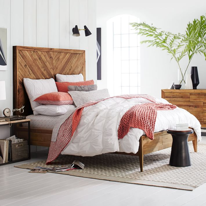 fall bedroom - the design trick to decorate your home for fall
