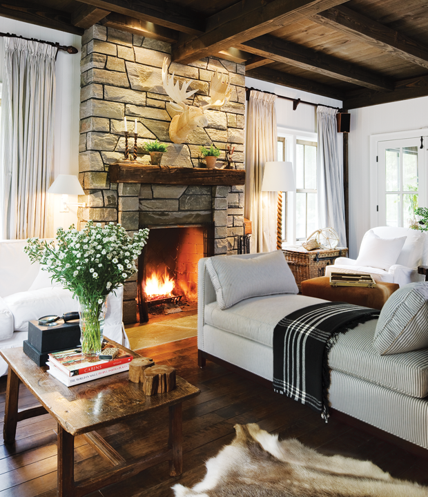 cozy fall home design ideas