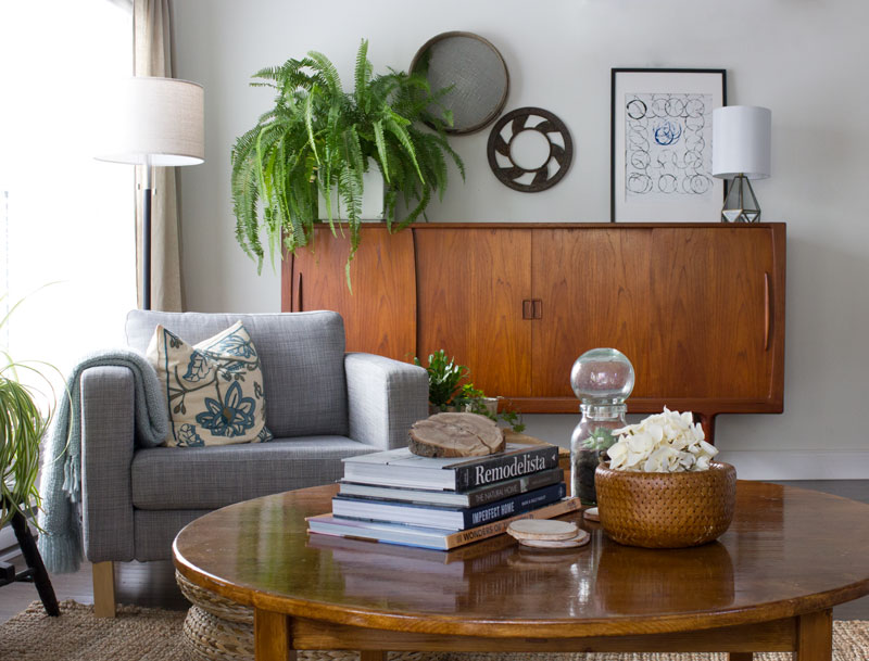 How to finish a room by adding layers, not clutter