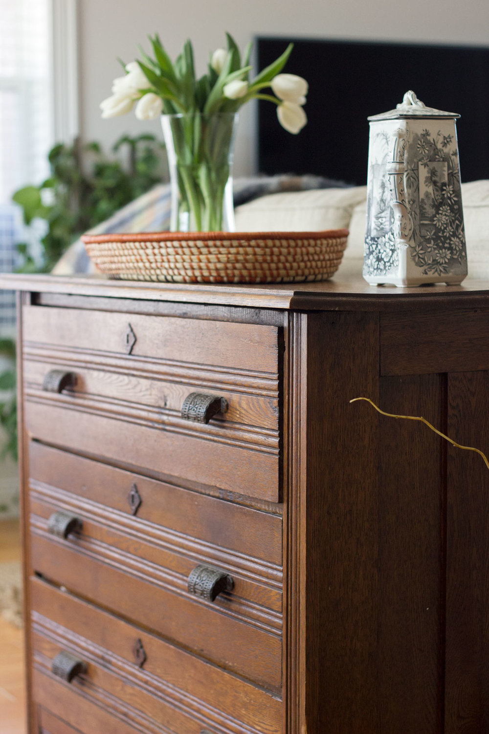 How to Repurpose and Reuse to save money when decorating