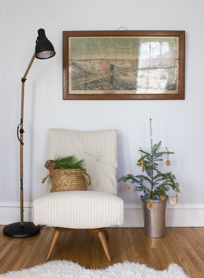 minimalist holiday decorating ideas