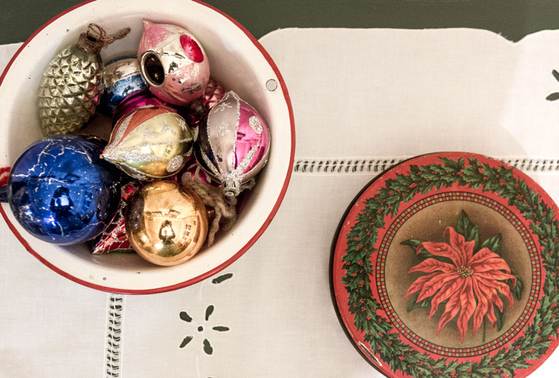 10 ways to repurpose and reuse when decorating for Christmas