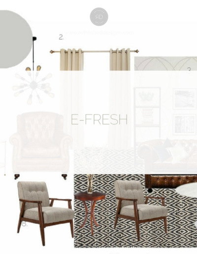 e-Fresh online interior design