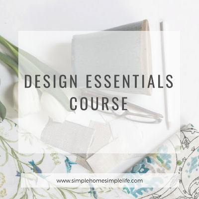 design essentials online course for homeowners